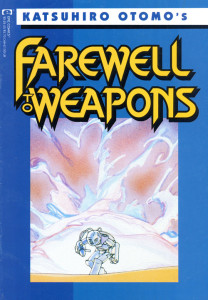 Cover of Epic Comics' Farwell to Weapons